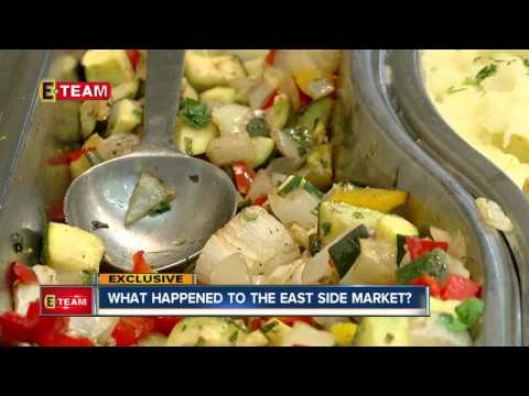 What's the deal with the East Side Market?