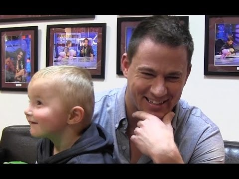 'Trick Shot' Titus, 2-Year-Old Superstar, Returns (With Channing Tatum And Bradley Cooper!)