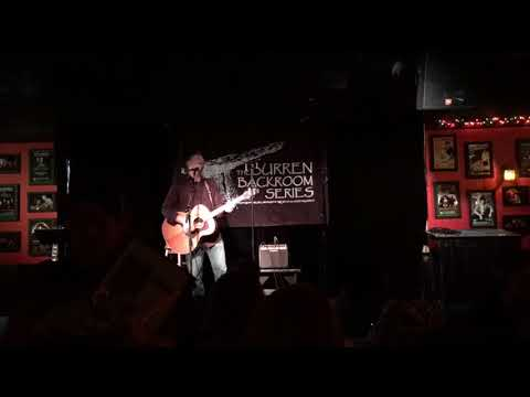 Bill Janovitz- Solo Acoustic - Larry 1/12/18