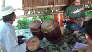 demo gendang muzik tradisional kelantan