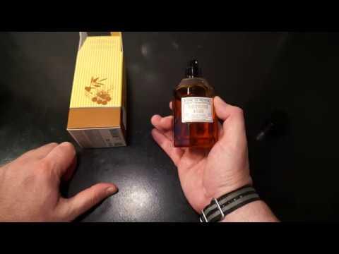 Обзор мужского парфюма BOIS D'OLIVIER  & CADE