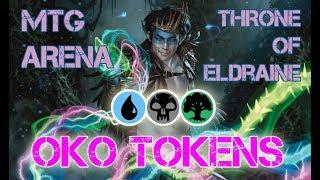 OKO Tokens - Throne of Eldraine в Стандарте | MTG Arena