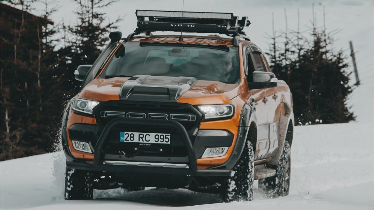 Ford Ranger 3.2💥Toyota Prado 3.0💥Nissan Pathfinder 2.5 🇹🇷OFF ROAD@TURKIYE🇹🇷 Ağaçbaşı Yaylası