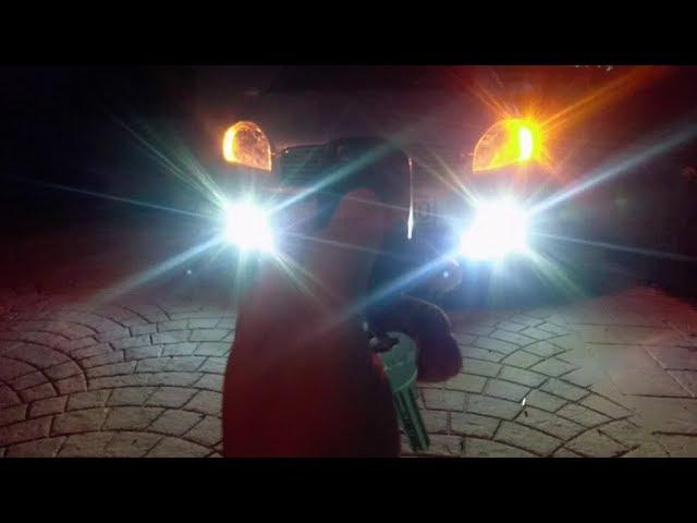 Fiat Linea Sislere Led Montajı