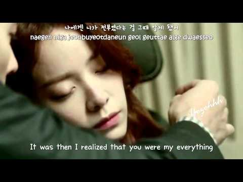 OST Hyde, Jekyll, Me  ENG SUB Baek Ji Young   Because Of You FMV  OST ENGSUB + Romanization + Hangul