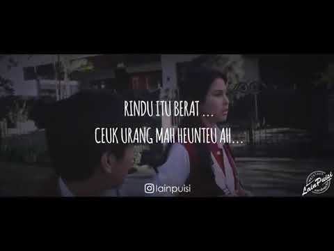 Puisi Dilan Bahasa Sunda