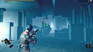 Immortal Unchained - Early Gameplay Walkthrough (Upcoming Sci-Fi Action RPG 2018)