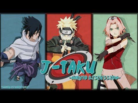 J-Taku Ep 21: The Naruto Discussion