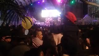 Los Felinos En la fiesta de La concia Municipio de Ayotlan jalisco parte 2/2