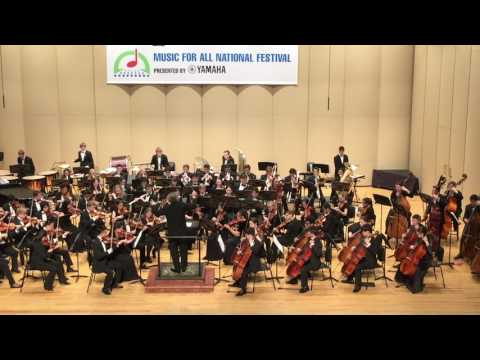 Honor Orchestra Of America 2017 p2