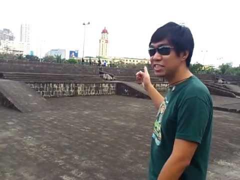 Intramuros and Manila City Hall