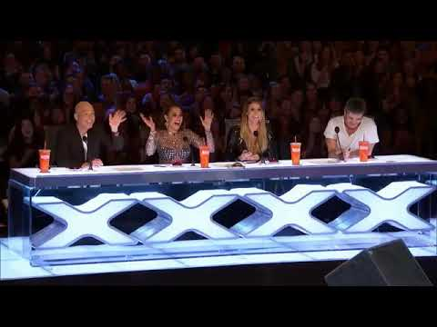 Every night in my dream, Titanic song😘😘😘|America Got Talent.