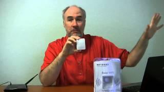 wi-Fi Booster Review- Netgear WN1000RP  Epic Reviews Tech CC