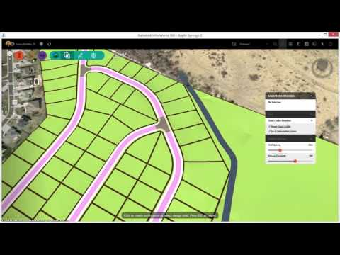 InfraWorks 360 for Land Development - Part 6: Drainage