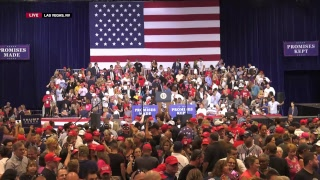 Watch Live! Trump Rally in Las Vegas, NV!