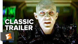 Star Trek: Nemesis (2002) Trailer #1 | Movieclips Classic Trailers