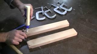Making A Crosman 1377 Pump Arm Pt. 1