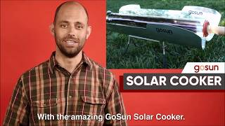 GoSun Solar Cooker on  WONI MARKET PLACE