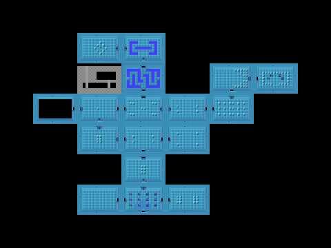 NES Atlas: Zelda (Dungeon #1)