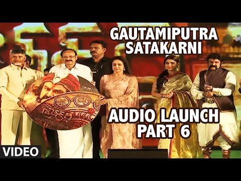 Gautamiputra Satakarni Audio Launch Part 6 | Balakrishna | Krish | Lahari Music | T-Series