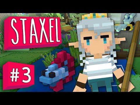 Staxel #3 - Gone Fishin'