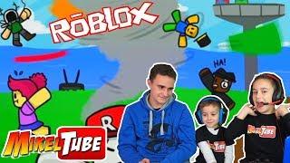 Jugamos a los Desastres Naturales de Roblox con Pau thumbnail