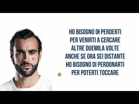 Marco Mengoni - Duemila volte (Testo / Lyrics)