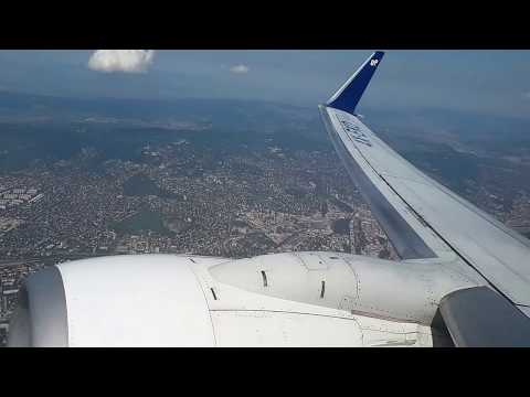 Up by EL AL Take off from budapest liszt ferenc airport