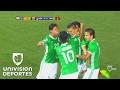 Ronaldo ya hizo el primero de México sub-20