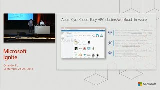 Managing Azure resources for high performance computing with Azure CycleCloud - BRK2309