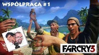 Rock & Rojo w Far Cry 3: Współpraca #1 Rozpierducha na całego!