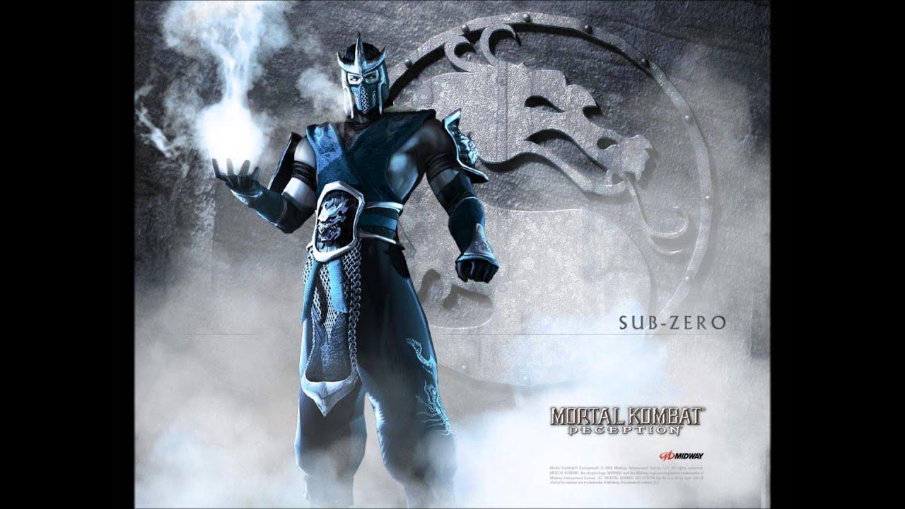 Mortal Kombat Dragon: Mortal Kombat: Deception- Dragon Slayer(Extended)