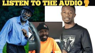 KWAKU MANU SECRET AUDIO CONFIRMS EVANGELIST ADDAI IS VERY TRUTHFUL. LISTEN TO THE AUDIO NOW