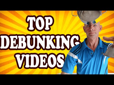 Top 10 Videos That Debunk Conspiracy Theories and Paranormal