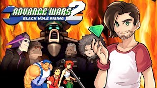 ADVANCE WARS 2: BLACK HOLE RISING (GBA) | Grizzly Gem Review