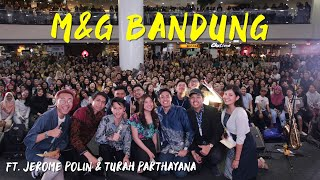 BANDUNG PECAH! MEET & GREET PERTAMA W/ BANG JEROME & BLI TURAH!