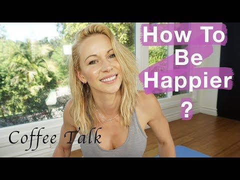 How To Be Happier? | Coffee Talk with Z