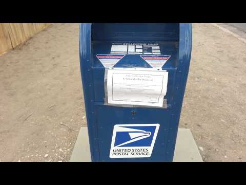 Usps drop boxes going away for Good?