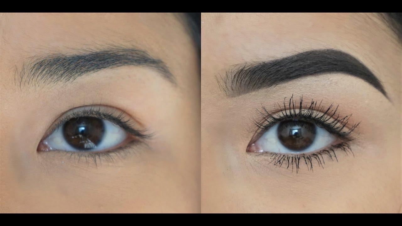 Como maquillarse las cejas principiantes youtube - Como maquillarse paso a paso ...