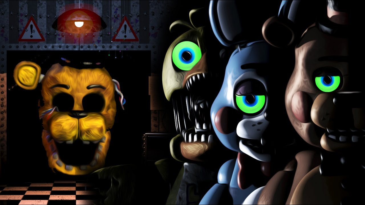 Image result for jacksepticeye five nights at freddy's 2