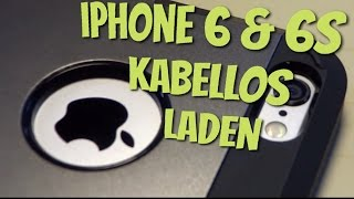 iPhone 6 & 6s kabellos laden mit dem TOUGH ARMOR VOLT Case - Qi Wireless Charging im Test / Review