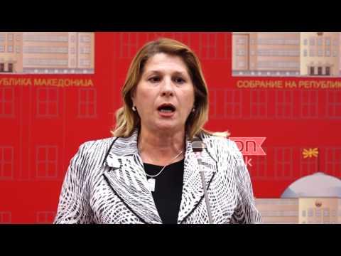 ВМРО ДПМНЕ обвинува дека неовластено лице го потпишало извештајот