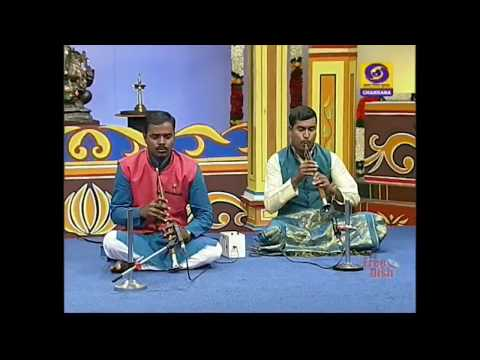 Hindustani Classical Music Shehnai recital by Rudresh Bhajantri