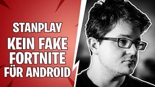 Echtes Fortnite Android Gameplay - StanPlay | #Ehregegönnt