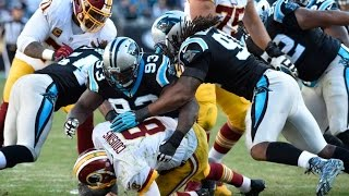 Panthers vs  Redskins   NOW   Week 15 Previews | HD