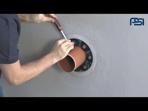 Installation Video PSI LINK-SEAL®  Modular Seal