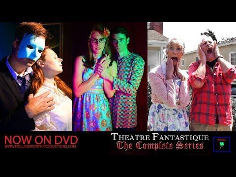 THEATRE FANTASTIQUE: THE COMPLETE SERIES TRAILER - NOW ON DVD