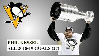 Phil Kessel (#81) All 27 Goals of the 2018-19 NHL Season