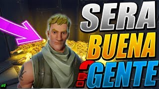 WILL IT BE GOOD PEOPLE? 😃 TESTING HONESTITY in Fortnite Save the World🤔 #1