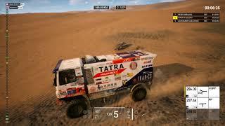 Dakar 18 PC Game - Stage 2 - Pisto - Tatra Phoenix